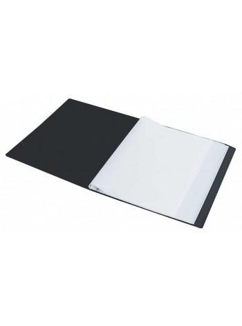 """SILWERHOF Папка для проспектов с 30 прозрачными вкладышами """"Basic"""" A4 0.5мм"""
