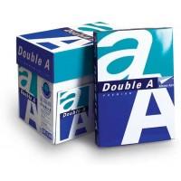 Бумага Double A, 80г/м2, А4, А-класс