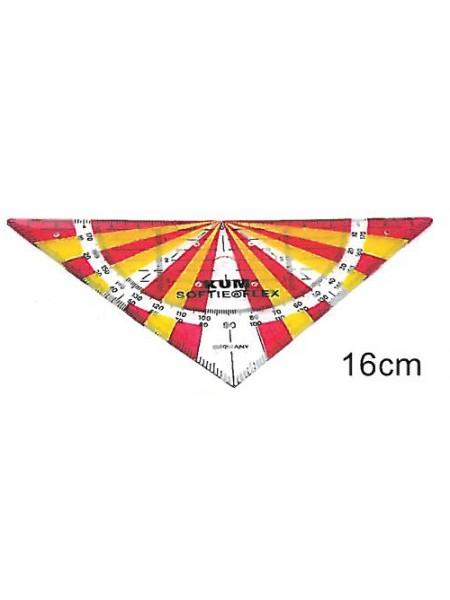 KUM Треугольник 16см