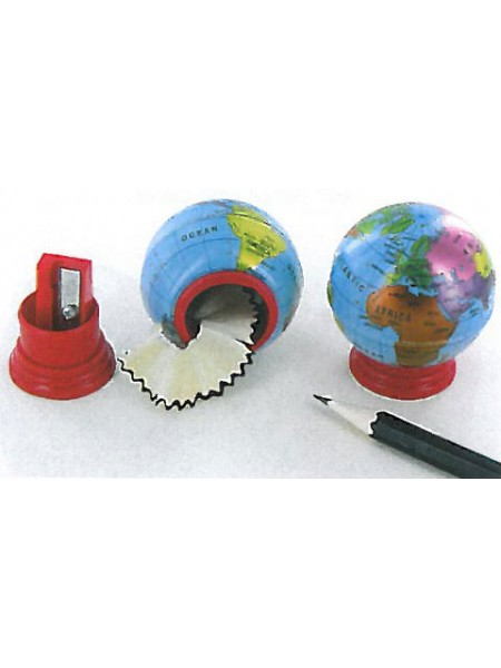KUM Точилка для карандашей c контейнером, 1-отв., пластик, 1010 Globus
