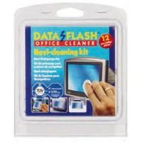 Data-Flash Набор чистящий для навигаторов 12 предметов