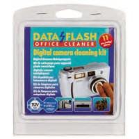 Data-Flash Набор чистящий для цифровых фотокамер 11 предметов