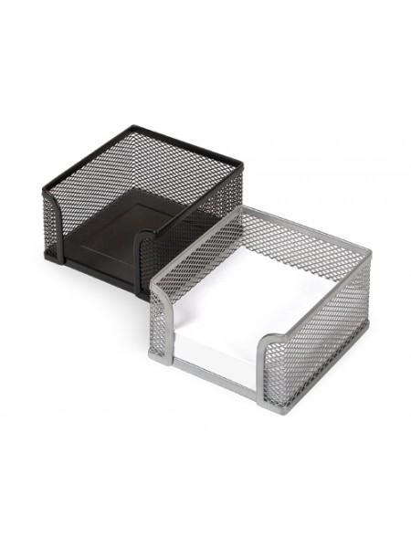 FORPUS Подставка для бумажного куба 95x95 мм металлическая