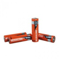 Acme Батарея гальваническая щелочная (alkaline) AA, LR6, 4шт