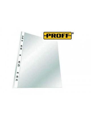 PROFF Файл А4,  40 микрон, матовый (100 шт/уп)