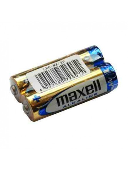 MAXELL Батарея AA Alkaline LR06
