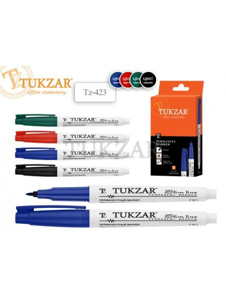 TUKZAR Маркер перманентный Slim Line (0.8 мм)