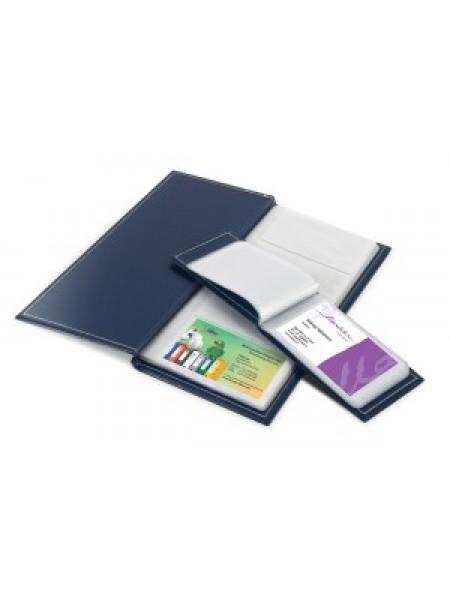 FORPUS Визитница 115 x 254 мм на 112 визиток