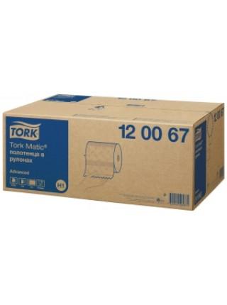 TORK Полотенца в рулоне Matic мягкие двухслойные (150 м в рулоне)