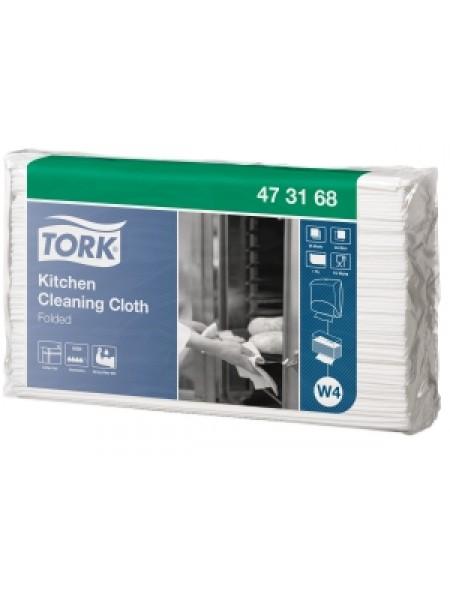 TORK Полотенца для кухни нетканые (85 л в упаковке)