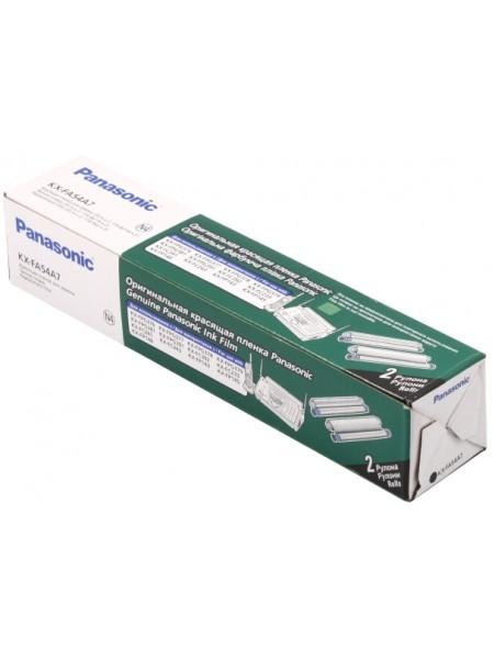 Panasonic Термопленка KX-FA54A (KX-FA54A7) для факсов (2 рулона)