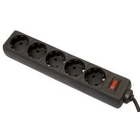 Defender ES Сетевой фильтр, 3м, 5 розеток