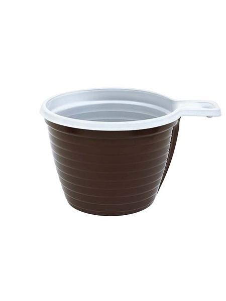 Чашка одноразовая кофейная, 180 мл