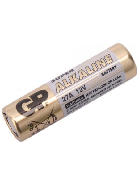 GP Батарейка для автосигнализаций 27A блистер по 5 шт.