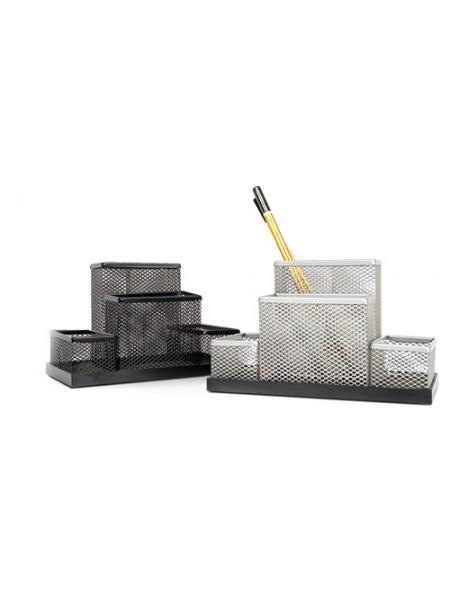 FORPUS Подставка для канцелярских принадлежностей металлическая