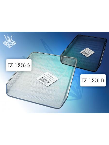 TUKZAR Лоток для бумаг горизонтальный, металлический
