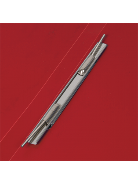 PROFF Папка-скоросшиватель с пружинным механизмом 0.45 мм