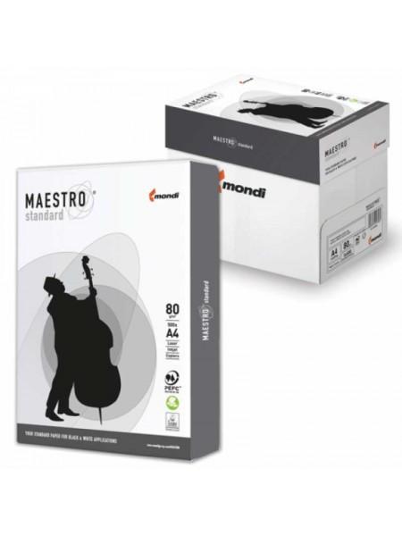 Бумага Maestro Standard A4, C-класс