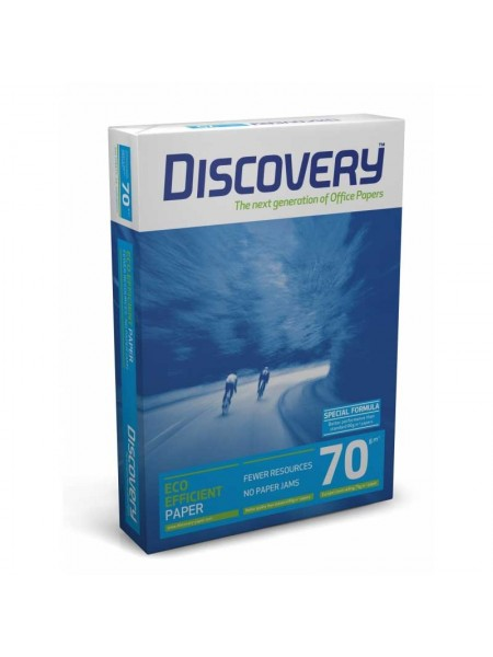 Бумага Discovery 70 A4, B-класс