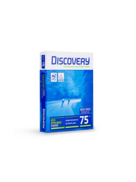 Бумага Discovery 75 A4, B-класс