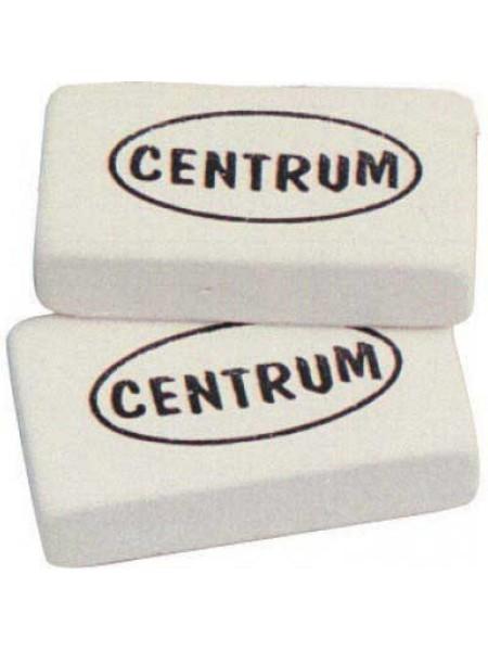 CENTRUM Ластик белый 30х16х8 мм (синтетический каучук)