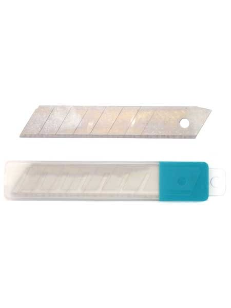 STANGER Лезвия для канцелярского ножа 18 мм, 10 шт