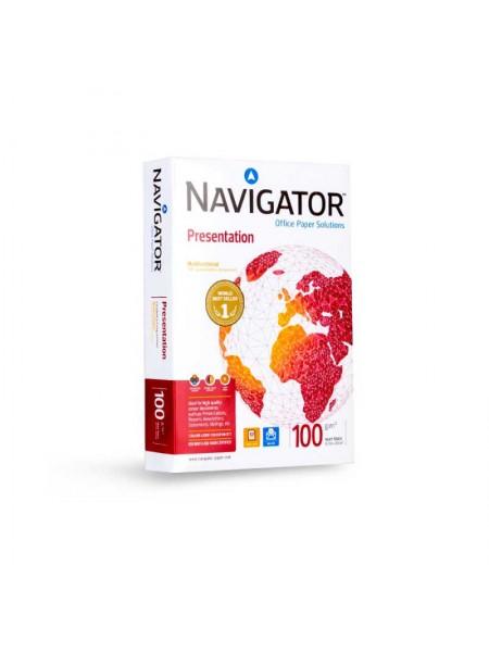 Бумага Navigator Presentation A4, А-класс, 100 г/м2