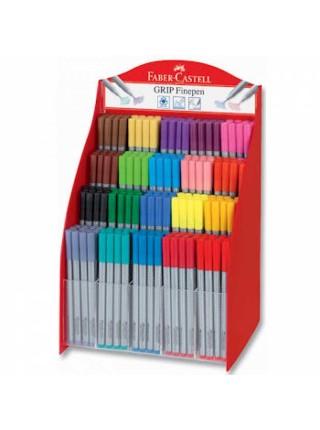 """Faber-Castell Ручка капиллярная """"Grip"""" - 0.4 мм"""