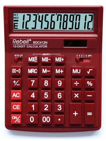 Калькулятор настольный 12р BDC412+