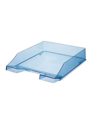 HAN Лоток для бумаги горизонтальный прозрачно-тонированый