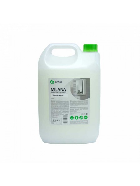 GRASS Мыло жидкое Milana, 5 кг