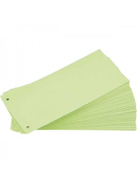 PROFF Разделительные полоски картонные, 105*240 мм, 100шт/уп