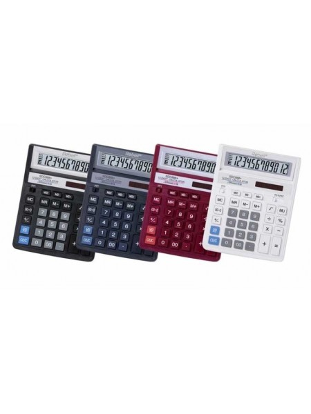 Rebell Калькулятор настольный 12-разрядный SDC888