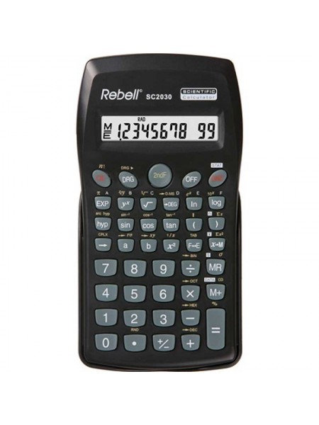 Rebell Калькулятор научный 10-разрядный SC2030