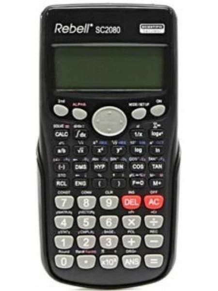 Rebell Калькулятор научный 12-разрядный SC2080