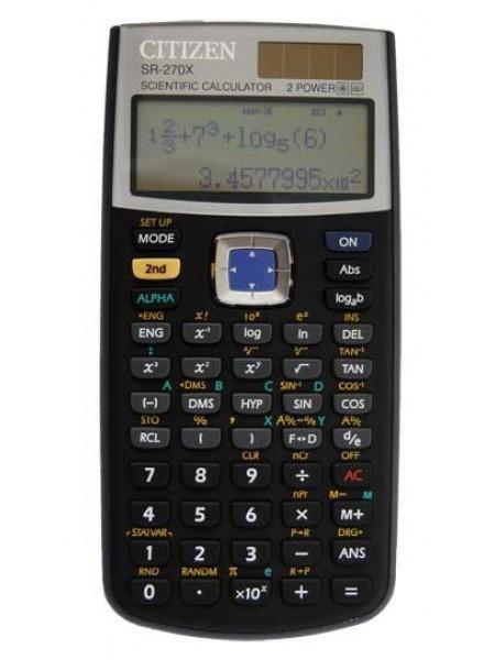 CITIZEN Калькулятор научный SR-270X