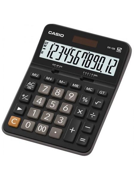 Casio Калькулятор настольный 12-разрядный DX-12B