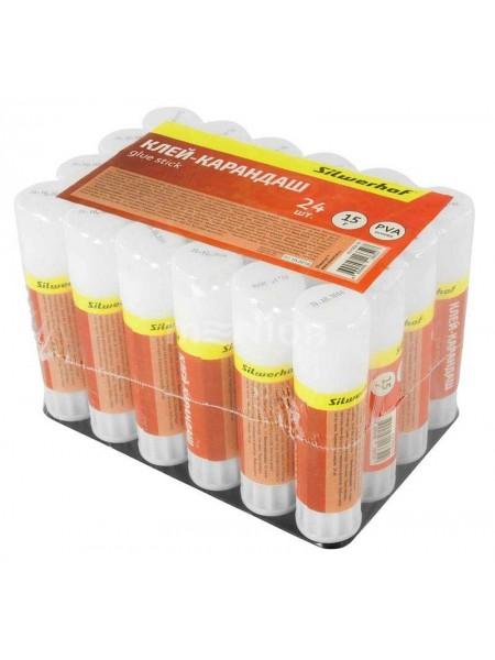 SILWERHOF Клей-карандаш 15 гр.