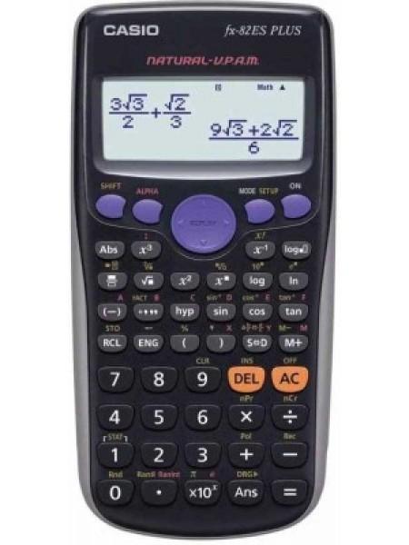 Casio Калькулятор научный FX-82ЕS Plus