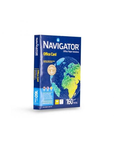 Бумага Navigator Office Card A4, 160 г/м2