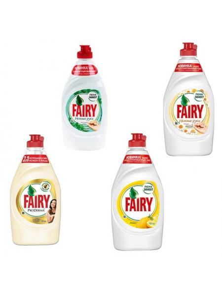 P&G Средство для мытья посуды Fairy 900 мл