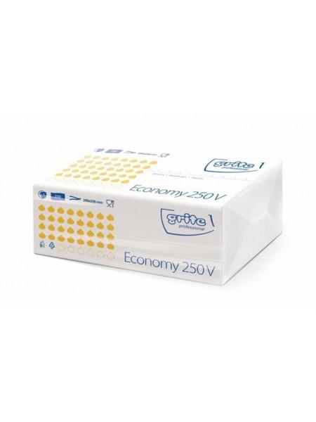 GRITE Полотенца бумажные Economy 250V