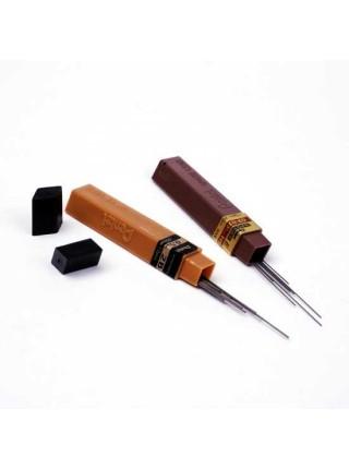 """PENTEL Грифели для автоматического карандаша """"HI-Polymer"""", 12 шт/уп"""
