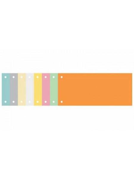 Exacompta Разделитель для документов картонный, 105*240 мм, 100шт/уп