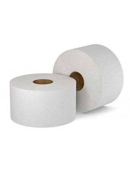 """Туалетная бумага из макулатурного сырья """"Хатнiк Профи"""" 150 метров для диспенсеров"""