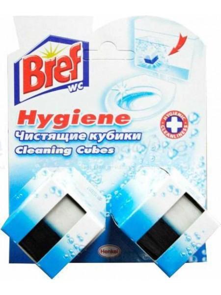 """Средство """"BREF"""" Дуо-Куб чистящие кубики для сливного бачка"""