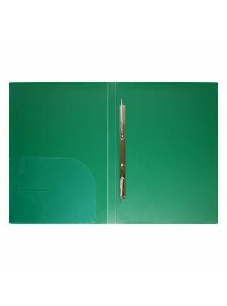 ECONOMIX Папка-скоросшиватель с пружинным механизмом и карманом