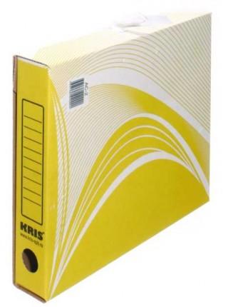 Kris Папка архивная из картона на завязках, формат А4 (325?x?250 мм), корешок 45 мм