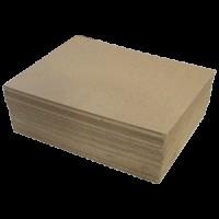 Переплетный картон формата А4 (210 х 297 мм), цвет серый, 0.9 мм