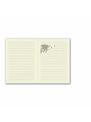 Escalada Ежедневник недатированный A6+ «Букет»